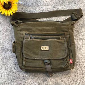 Diesel Large Messenger Bag